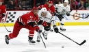 Kings routed by Hurricanes in 9th straight loss, their longest skid since '04
