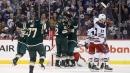 Zucker, Eriksson score late to lead Wild over Jets