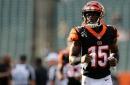 Cincinnati Bengals refute reports of a trade for wide receiver John Ross