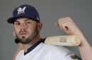 Mike Moustakas is trying to beat the shift