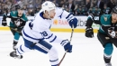 Maple Leafs' Connor Brown 'happy' to avoid trade at deadline