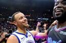Warriors react to Dwyane Wade's wild game-winner