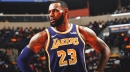 Lakers star LeBron James praises Reggie Bullock's 3-and-D game