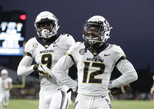 Mizzou spring football preview: Weapons galore at receiver, tight end