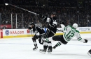 Stars Look For Crucial Points Against Kings Tonight