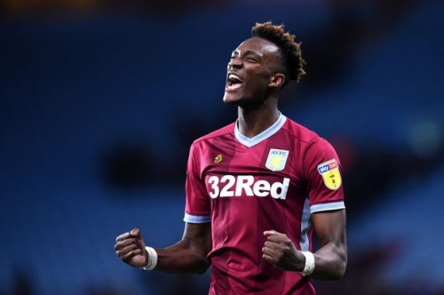 Aston Villa's Chelsea loanee Tammy Abraham reveals secret to his success - and it is wonderfully mundane