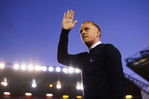 Birmingham City boss Garry Monk says this is 'a waste of time'