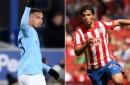 Gabriel Jesus compared to Man City team-mate Sergio Aguero at same age