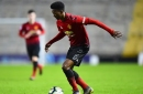 Joshua Bohui shows Manchester United what they might be losing