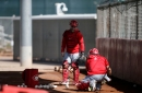 Pitch framing is a big emphasis for Cincinnati Reds catchers this spring