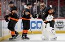 Philadelphia Flyers Set NHL Record With Eight Goalies: Cam Talbot