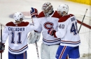 Recap: Armia's hat trick helps Montreal finish strong