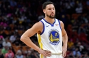 Klay Thompson out vs. Sixers, will have MRI on knee