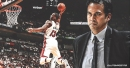 Erik Spoelstra says Bam Adebayo has earned the trust to be able to finish important games for Heat