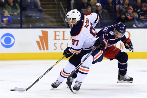 Game #64 Recap: Oilers Blank Blue Jackets, 4-0