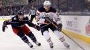 Draisaitl, Koskinen lift Oilers to shutout win over Blue Jackets