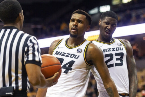 Mizzou holds off Gamecocks, snaps four-game skid