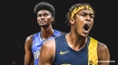 Video: Pacers' Myles Turner victimizes Jonathan Isaac with massive slam