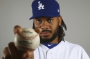 Kenley Jansen debuts and Dodgers shut down the Rangers