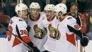 Balcers, Nilsson lead Senators past Panthers