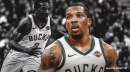 Eric Bledsoe appears to sign Bucks extension before taking on former team, the Suns