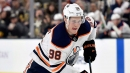 Oilers' Jesse Puljujarvi undergoes successful hip surgery