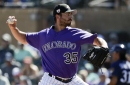 Rockies recap: Chad Bettis, Tyler Anderson pitch well, offense AWOL vs. Brewers