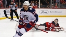 Atkinson, Panarin score in shootout to lead Blue Jackets past Devils