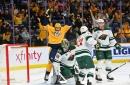 Nashville Predators 5, Minnesota Wild 4 (SO): Johansen's Shootout Slowdown Strikes Again