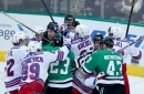 'We won't forget about that next year': Rowdy finish to Stars-Rangers leaves lingering issues between sides
