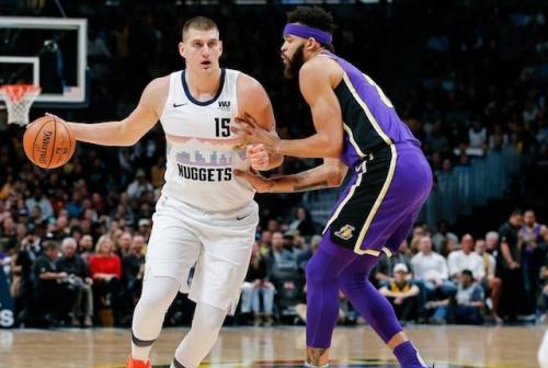 LeBron James, Luke Walton Mindful Of Nikola Jokic's Impact As Playmaker As Lakers Look To Snap Losing Streak