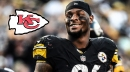 Le'Veon Bell hints at interest in Kansas City Chiefs