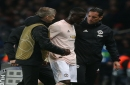Eric Bailly doubtful for Arsenal clash after limping out of Champions League win against Paris Saint-Germain