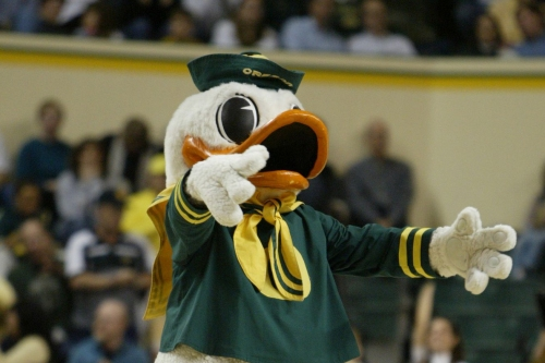 The PAC-12 Women's Basketball Tournament starts today! How high will the Ducks fly?