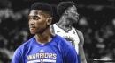 Warriors' Damian Jones 'doubtful' to return this season