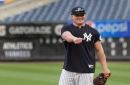 Yankees' 1B job an either/or proposition between Luke Voit, Greg Bird