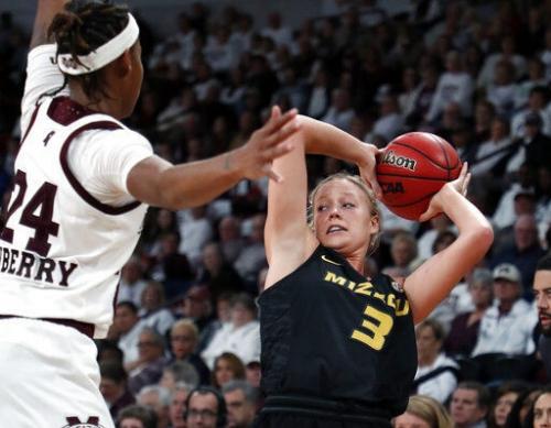 Mizzou crushes Florida in SEC women's tourney, faces Kentucky next