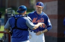 Jacob deGrom, Wilson Ramos learning to work together during Mets spring training
