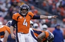 AP source: Broncos trading Keenum to Redskins