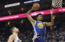 Damian Jones is unlikely to play again this year