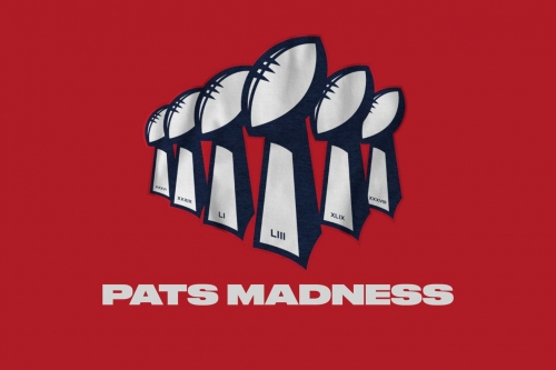Pats Madness: Determining the best Patriots game from the Brady/Belichick era