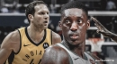 Video: Bucks' Tony Snell breaks Pacers' Bojan Bogdanovic's ankles and finishes at the rim
