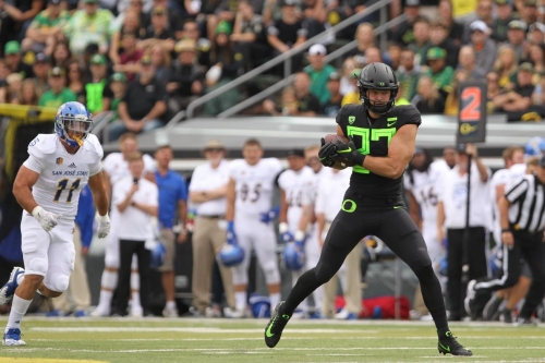 2019 Oregon Ducks Spring Preview: Tight Ends