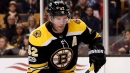 Those big bad Bruins, like David Backes, just keep fighting