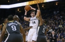 Drew Eubanks may be ready to be the Spurs' third big