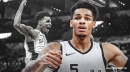 Spurs PG Dejounte Murray says he's dunked for the first time since injury
