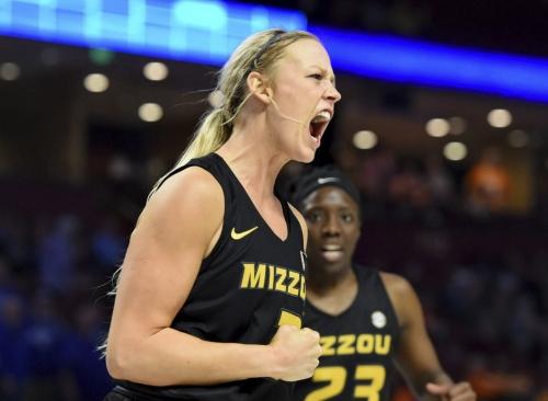 Mizzou women beat Kentucky in OT, reach SEC tourney semifinals