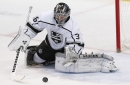 Quick study Jack Campbell showing Kings, others he's ready in net