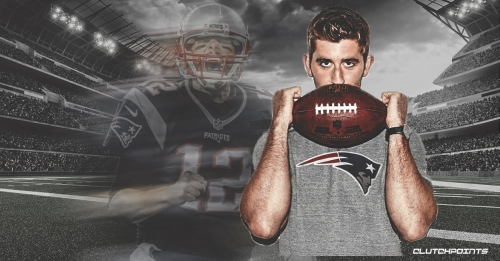 Josh Rosen would be the perfect heir apparent for Tom Brady with Patriots