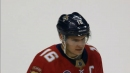 Panthers' Barkov sets franchise record with fifth assist